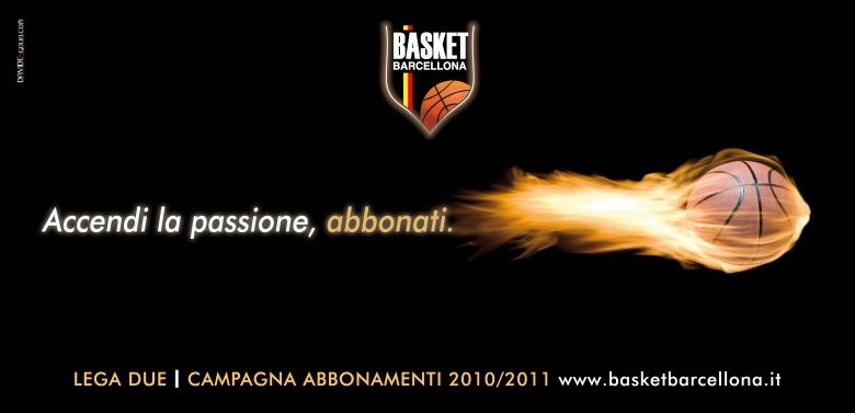 Basket Barcellona | Campagna 1