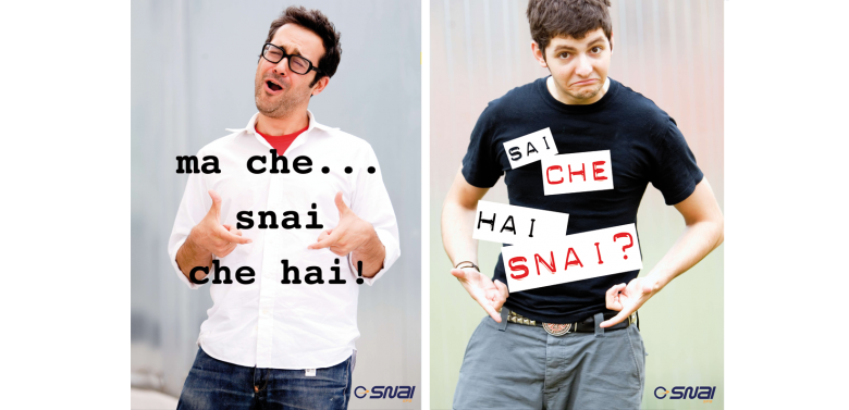 Snai S.p.A | Campagna