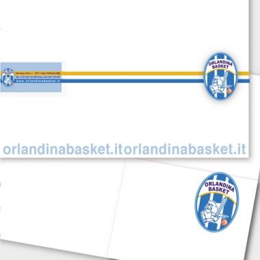 Orlandina Basket | Immagine Coordinata