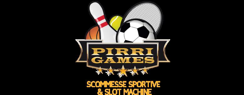 Pirri Games | Logo